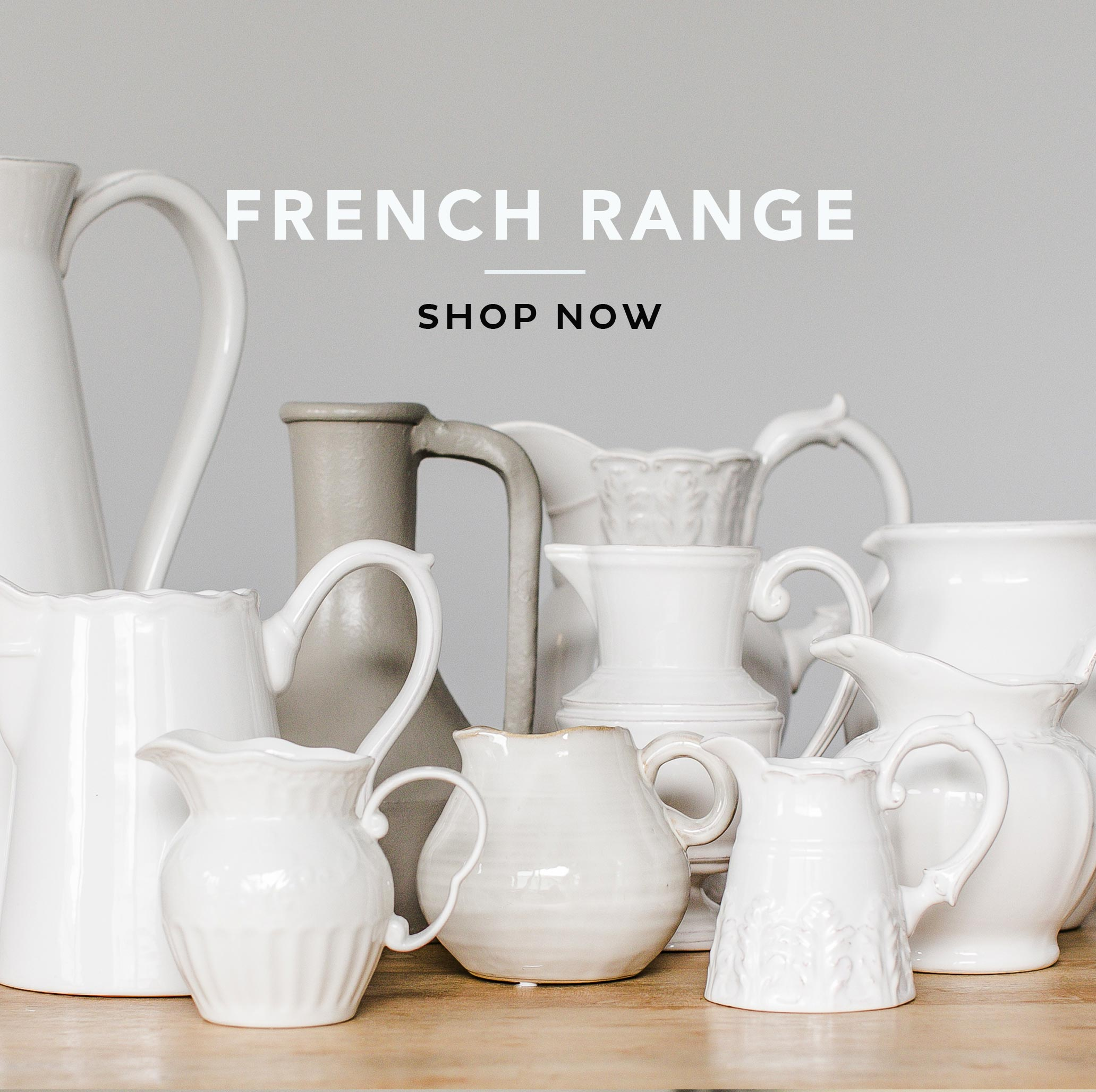 Shop French Style