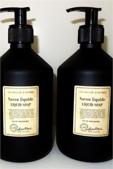 Liquid Soap Black Line-french-range-Tessa Mae's with Attitude | Gifts and Homewares | Mapua NZ