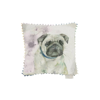 Pugly Linen Cushion-home-decor-Tessa Mae's with Attitude | Gifts and Homewares | Mapua NZ