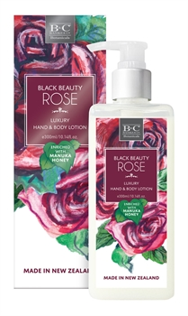 Rose Beauty Lotion -nz-made-Tessa Mae's with Attitude | Gifts and Homewares | Mapua NZ