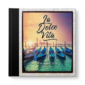 La Dolce Vita. Book-travel-Tessa Mae's with Attitude | Gifts and Homewares | Mapua NZ