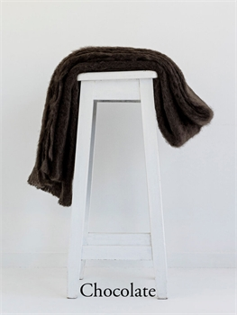 NZ Mohair Throw - Chocolate-Tessa Mae's with Attitude | Gifts and Homewares | Mapua NZ