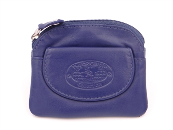 Coin Purse Cobalt-bags-Tessa Mae's with Attitude | Gifts and Homewares | Mapua NZ
