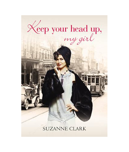 Keep Your Head Up My Girl Book - Local Author