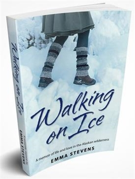 Walking on Ice Book Local Author-book-Tessa Mae's with Attitude | Gifts and Homewares | Mapua NZ