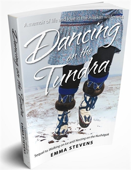 Dancing on the Tundra Book Local Author-book-Tessa Mae's with Attitude | Gifts and Homewares | Mapua NZ
