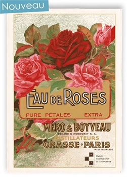 Roses Tea Towel-french-range-Tessa Mae's with Attitude | Gifts and Homewares | Mapua NZ