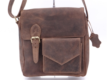 Bush Creek Buck Satchel Bag-bags-Tessa Mae's with Attitude | Gifts and Homewares | Mapua NZ