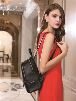 Brittany Elegant Backpack Bag-ladies-Tessa Mae's with Attitude | Gifts and Homewares | Mapua NZ