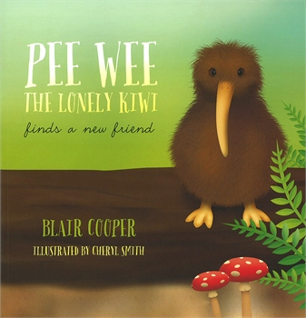 Pee Wee the Lonely Kiwi Book & Free Toy!-gift-ideas-Tessa Mae's with Attitude | Gifts and Homewares | Mapua NZ