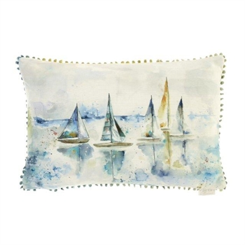 Marine Sail Cushion-home-decor-Tessa Mae's with Attitude | Gifts and Homewares | Mapua NZ