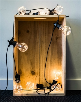 Festoon Lights String 5m LED -home-decor-Tessa Mae's with Attitude | Gifts and Homewares | Mapua NZ