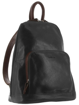 Black Chestnut Backpack Bag -bags-Tessa Mae's with Attitude | Gifts and Homewares | Mapua NZ