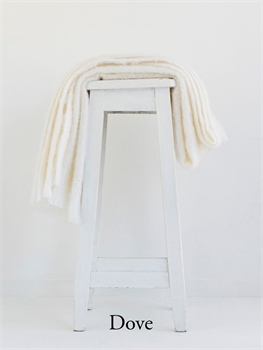 NZ Mohair Throw - Dove-mohair-Tessa Mae's with Attitude | Gifts and Homewares | Mapua NZ