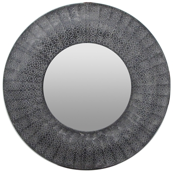 Marrakesh Mirror Black/Grey-home-decor-Tessa Mae's with Attitude | Gifts and Homewares | Mapua NZ