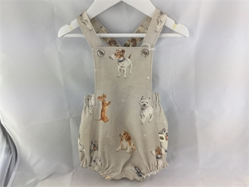 Dog Romper 3-6 months-gift-ideas-Tessa Mae's with Attitude | Gifts and Homewares | Mapua NZ