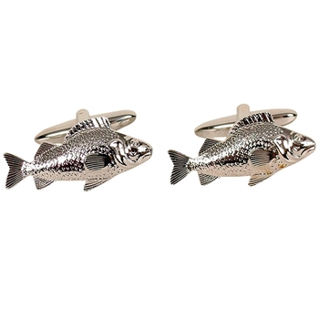 Fish Cufflinks-gift-ideas-Tessa Mae's with Attitude | Gifts and Homewares | Mapua NZ