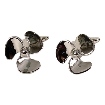 Propeller Cufflinks-gift-ideas-Tessa Mae's with Attitude | Gifts and Homewares | Mapua NZ