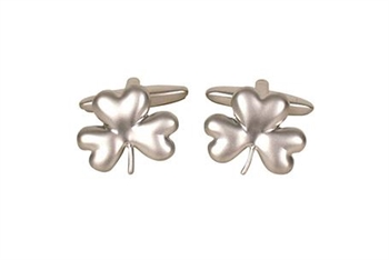 Clover Leaf Cufflink-gift-ideas-Tessa Mae's with Attitude | Gifts and Homewares | Mapua NZ
