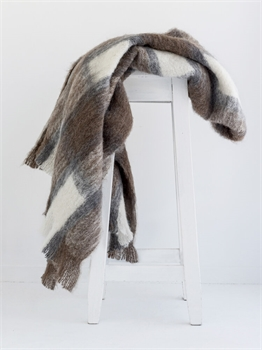 NZ Alpaca Throw - Plateau-nz-made-Tessa Mae's with Attitude | Gifts and Homewares | Mapua NZ