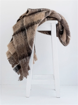 NZ Alpaca Throw - Canterbury-nz-made-Tessa Mae's with Attitude | Gifts and Homewares | Mapua NZ