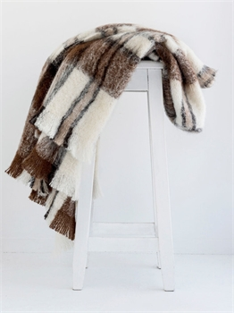 NZ Alpaca Throw - Apache-nz-made-Tessa Mae's with Attitude | Gifts and Homewares | Mapua NZ