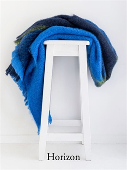 NZ Mohair Throw - Plaid Horizon multi-nz-made-Tessa Mae's with Attitude | Gifts and Homewares | Mapua NZ
