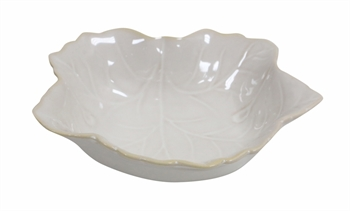Bowl Leaf Design-kitchenware-Tessa Mae's with Attitude | Gifts and Homewares | Mapua NZ
