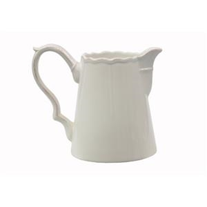 Elise Pitcher White -home-decor-Tessa Mae's with Attitude | Gifts and Homewares | Mapua NZ