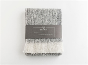 NZ Merino Scarf Organic Stone-nz-made-Tessa Mae's with Attitude | Gifts and Homewares | Mapua NZ