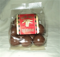 Macadamia Milk Chocolate Whole Nuts