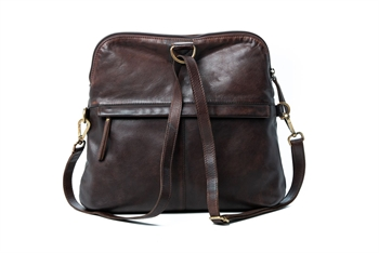 Faline Brown Backpack Bag-bags-Tessa Mae's with Attitude | Gifts and Homewares | Mapua NZ
