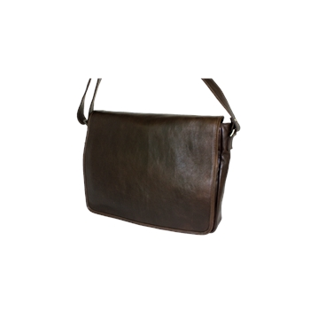 Messenger Bag Brown-bags-Tessa Mae's with Attitude | Gifts and Homewares | Mapua NZ