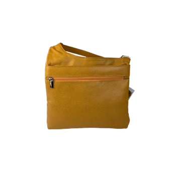 Florence Leather Bag Mustard-bags-Tessa Mae's with Attitude | Gifts and Homewares | Mapua NZ