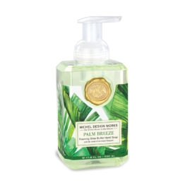 Palm Breeze Foaming Soap -home-fragrance-Tessa Mae's with Attitude | Gifts and Homewares | Mapua NZ