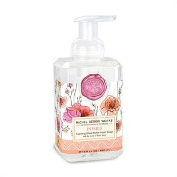 Posies Foaming Soap-gift-ideas-Tessa Mae's with Attitude | Gifts and Homewares | Mapua NZ