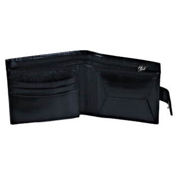 Italian Wallet No 7 Black-bags-Tessa Mae's with Attitude | Gifts and Homewares | Mapua NZ