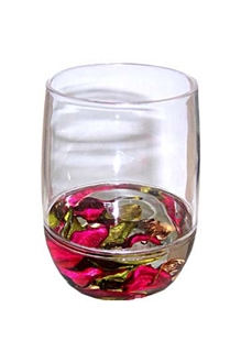 Rose Acrylic Tumbler-home-decor-Tessa Mae's with Attitude | Gifts and Homewares | Mapua NZ