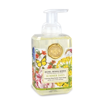 Summer Days Foaming Soap-beauty-Tessa Mae's with Attitude | Gifts and Homewares | Mapua NZ