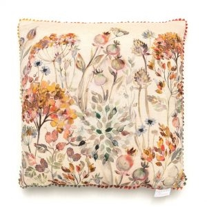 Hedgerow Dusk 55x55 Cushion-home-decor-Tessa Mae's with Attitude | Gifts and Homewares | Mapua NZ
