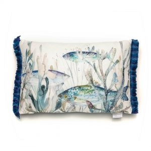 Seabed 60x40 Cushion-home-decor-Tessa Mae's with Attitude | Gifts and Homewares | Mapua NZ
