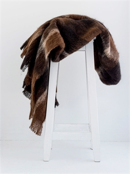 NZ Alpaca Throw - Buffalo-nz-made-Tessa Mae's with Attitude | Gifts and Homewares | Mapua NZ