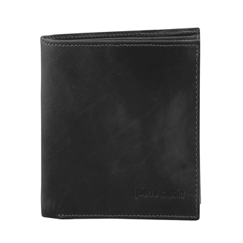 Men's Rustic Leather Wallet Black-bags-Tessa Mae's with Attitude | Gifts and Homewares | Mapua NZ
