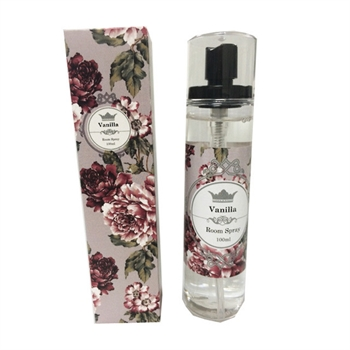 Room Spray Vanilla -home-fragrance-Tessa Mae's with Attitude | Gifts and Homewares | Mapua NZ