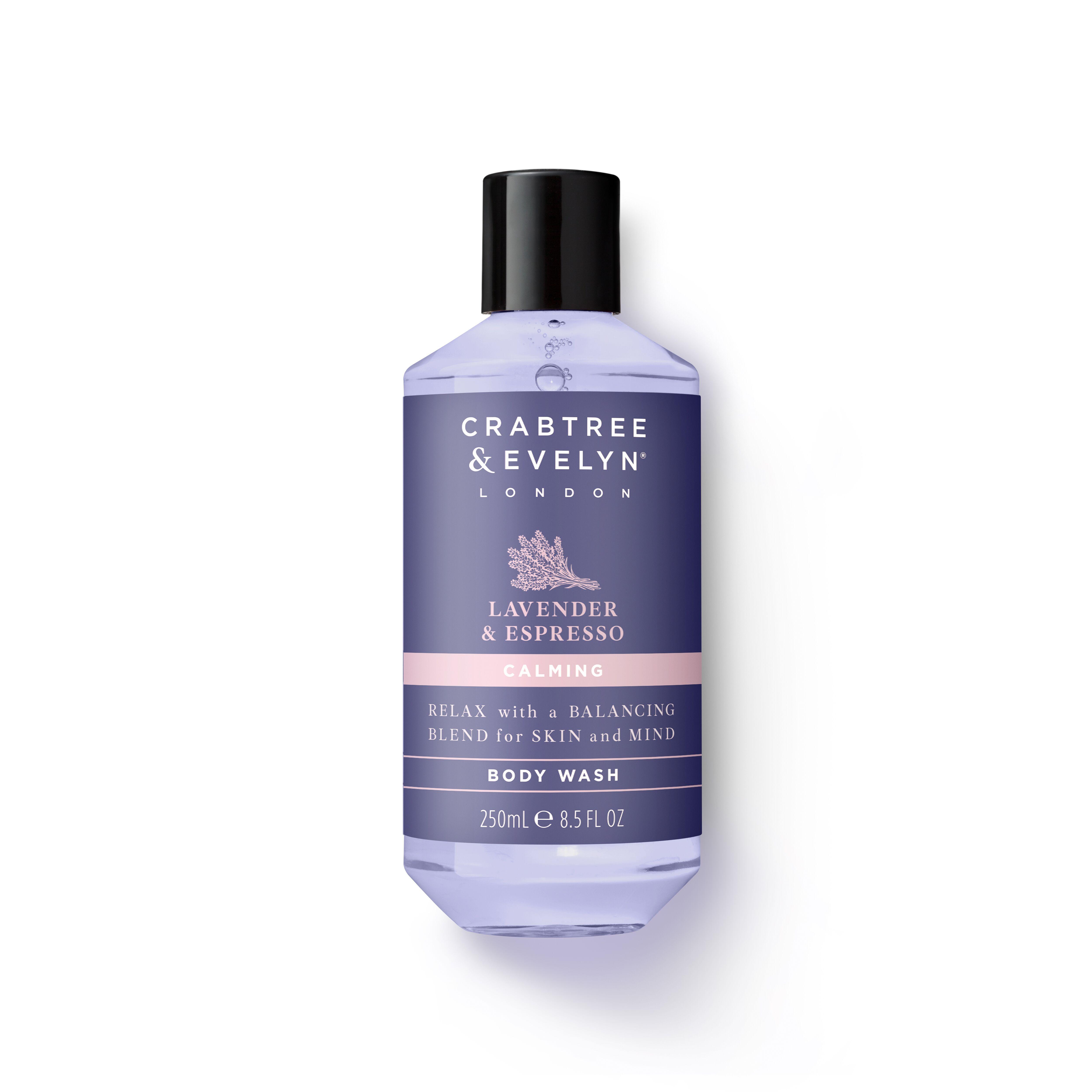 Body Wash Lavender & Espresso