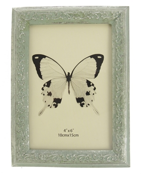 Daisy Edge Blue 6x4-home-decor-Tessa Mae's with Attitude | Gifts and Homewares | Mapua NZ