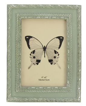 Daisy Inner Edge 6x4 Blue-home-decor-Tessa Mae's with Attitude | Gifts and Homewares | Mapua NZ