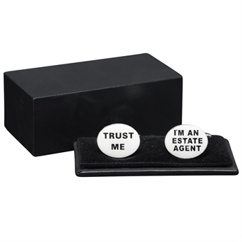 Real Estate Cufflinks-gift-ideas-Tessa Mae's with Attitude | Gifts and Homewares | Mapua NZ