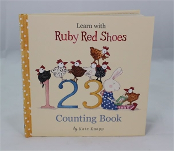 123 Ruby Red Shoes-gift-ideas-Tessa Mae's with Attitude | Gifts and Homewares | Mapua NZ