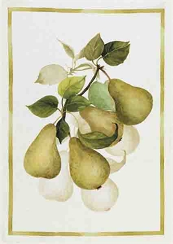 Pears Italian Linen Tea Towel-gift-ideas-Tessa Mae's with Attitude | Gifts and Homewares | Mapua NZ